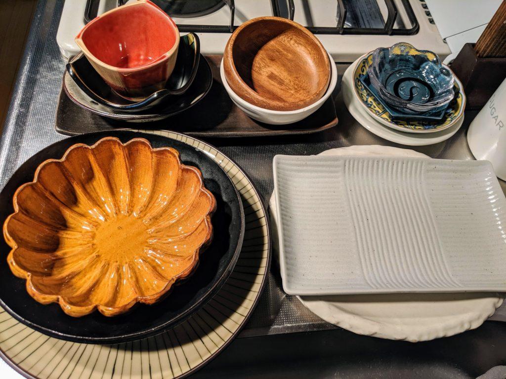 一人暮らしでよく使うお皿ランキング